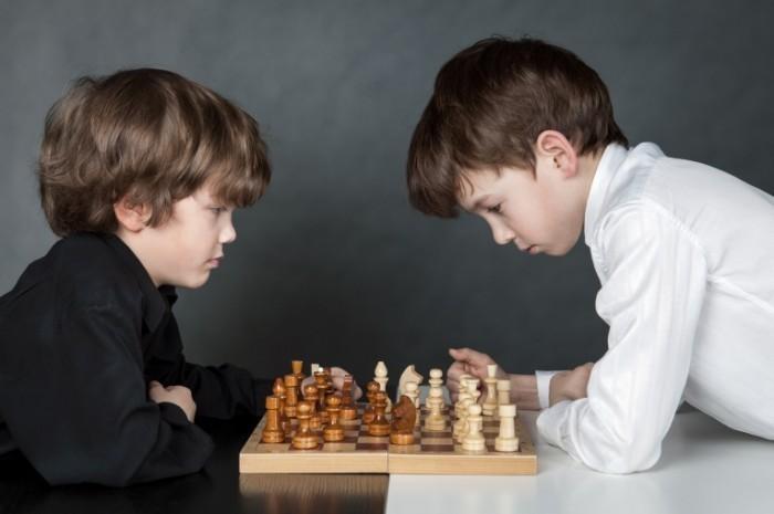 Шахматы для детей c 4 лет