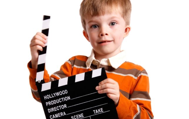 Актерское мастерство для детей с 5 до 12 лет
