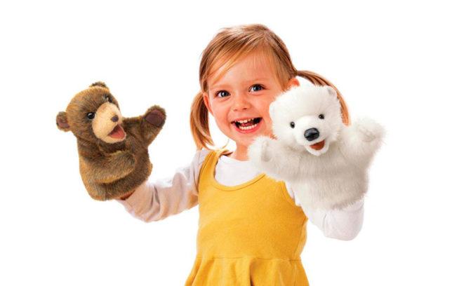 Кукольный театр для детей 5-10 лет
